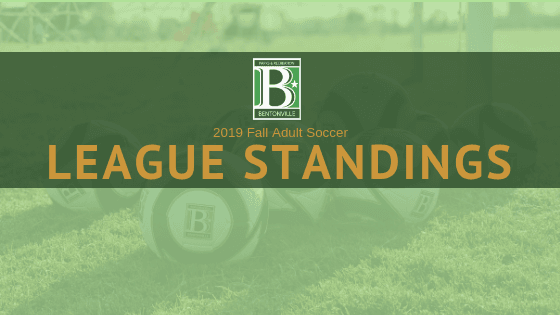Fall Standings Header