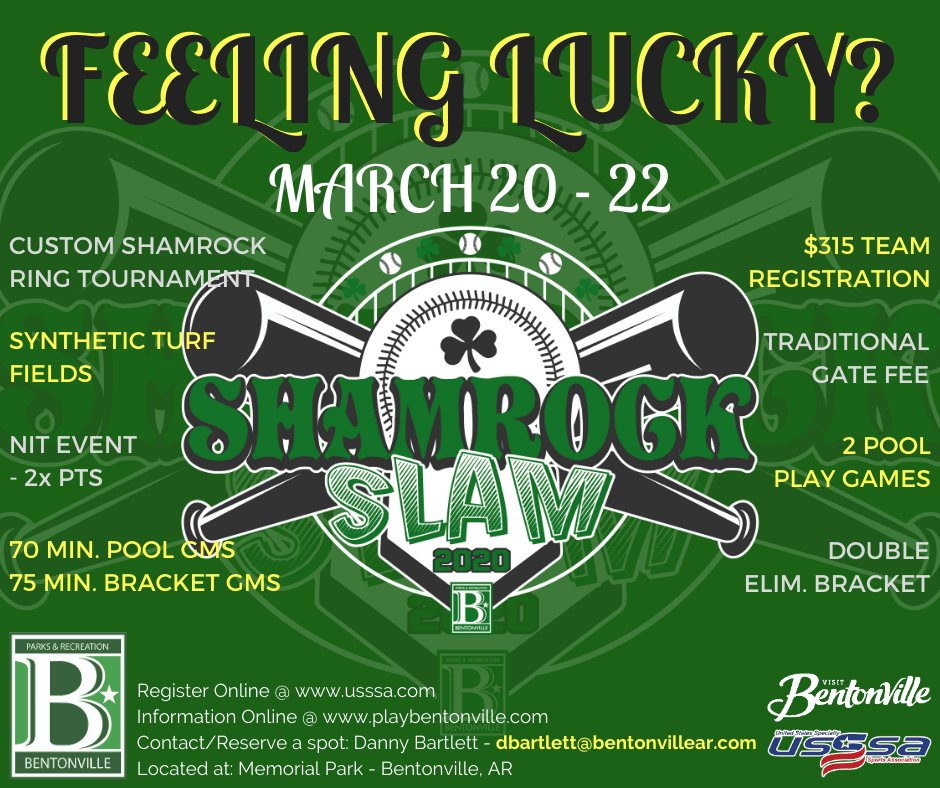 Shamrock Slam SB NIT Reveal 20
