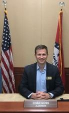 Find information about Council Member Chad Goss.
