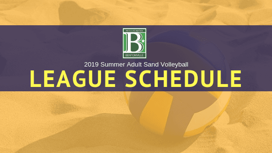 2019 SVB Schedule Header