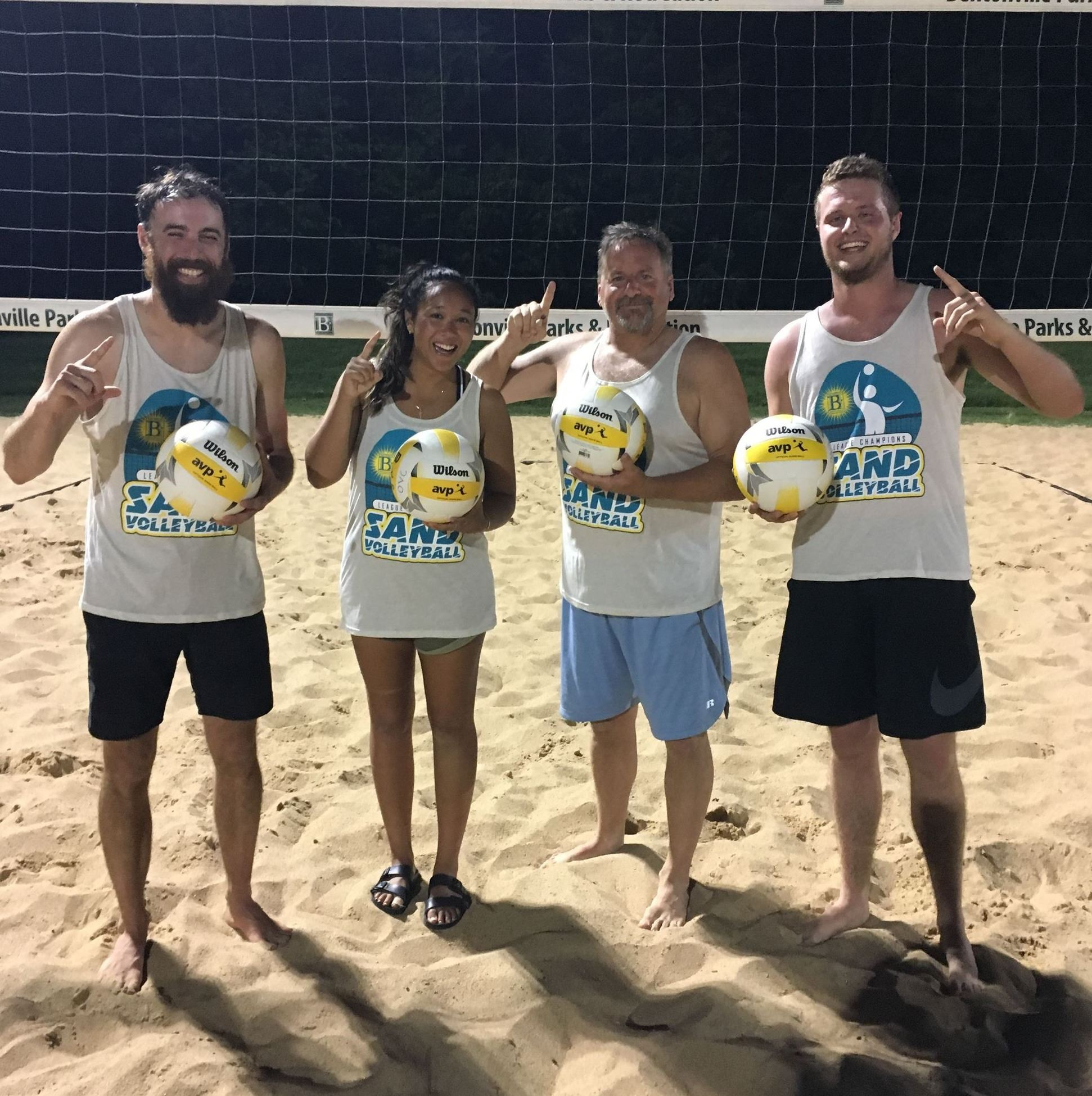 2019 SVB 4v4 Competitive Tournament Winners Session 1 - Code Blue