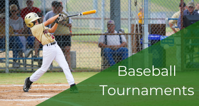 Youth Baseball Tournaments