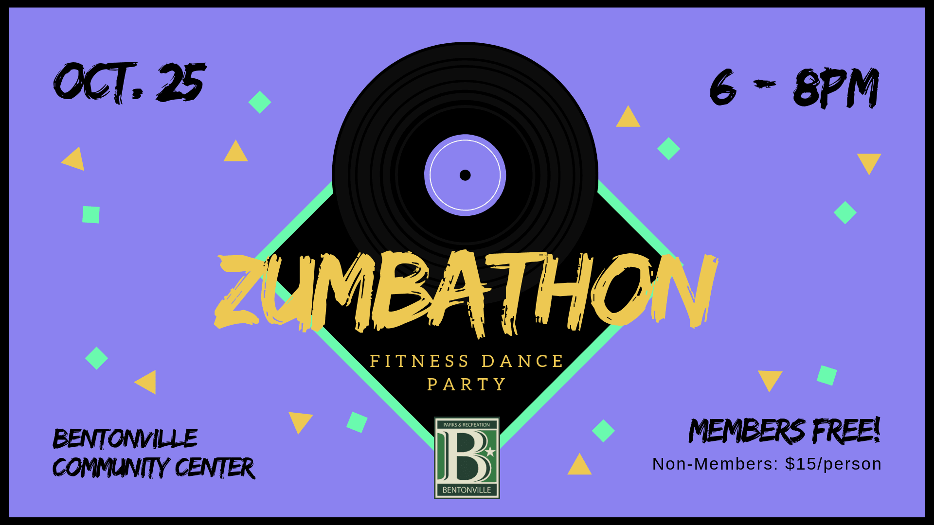 Zumbathon 2019 - Facebook Event