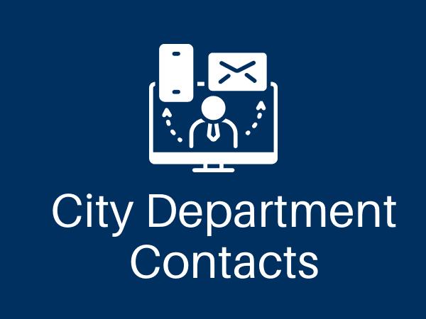 City Department Contacts