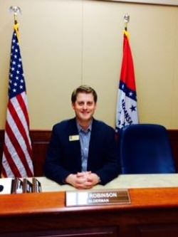 Access information about Council Member Tim Robinson.