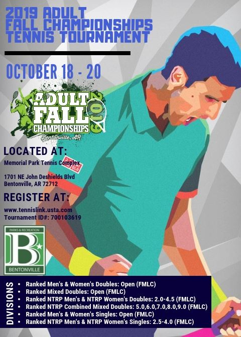 Adult Fall Championships Flyer